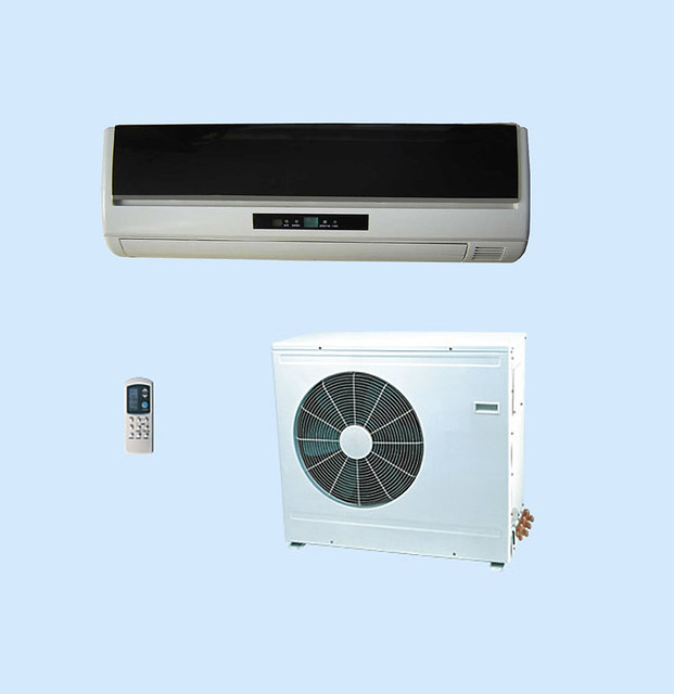 Air-conditioners come in 5 main types, and use different types of technologies. Ducted systems Ducted systems operate through your entire home from a series of ducts.