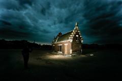 301-La petite maison dans le no man's land photo by gillespinault