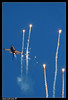 fireworks show...  Israel Air Force