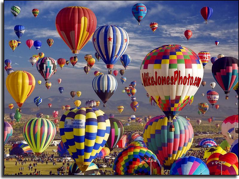 Back To The Balloon Fiesta! photo by MikeJonesPhoto