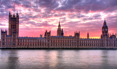 Palace of Westminster (HDR) photo by jezm2000