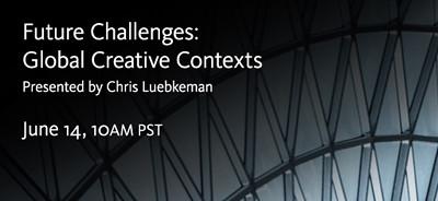 Event Reminder: Chris Luebkeman