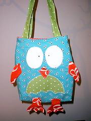 Owl Bag photo by Swede-Heart