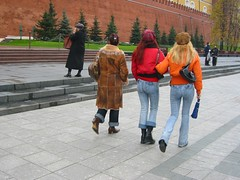 Moscow-Girls photo by PolaArt