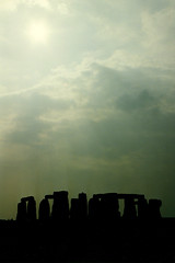 Stonehenge and Sky