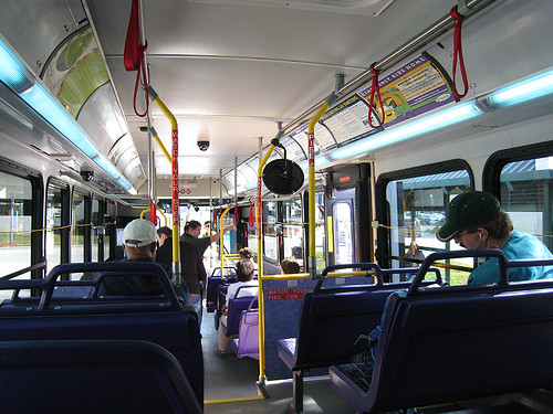Adventure on Tampa's HARTline Bus System