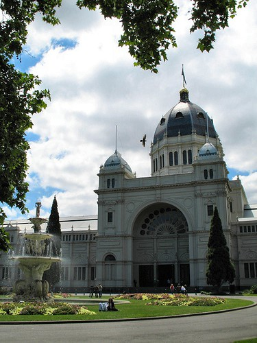 Royal Exhibition Building - Melbourne