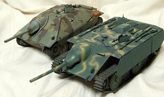 E-10 and Hetzer
