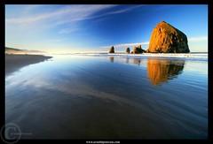 Cannon Beach's Sunrise photo by Arnold Pouteau's