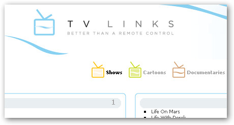 tv links