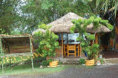 Nipa Hut Restaurant Bamboo And Nipa Hut at