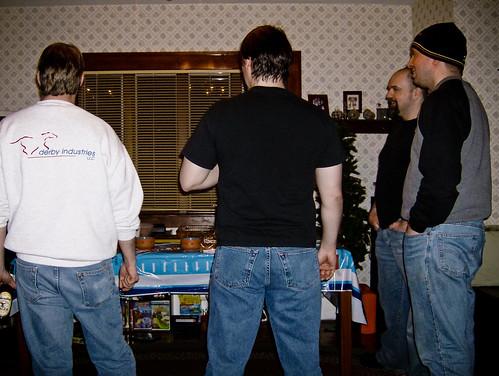 Superbowl Gathering