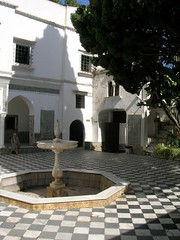 La Cour du Bardo
