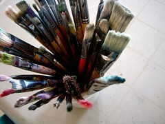 Bouquet of Brushes