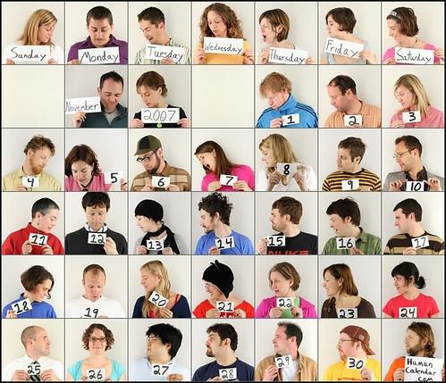 Human Calendar = Human + Calendar / 2007-11-26 / SML Screenshots (by See-ming Lee 李思明 SML)