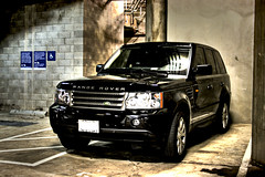 My Range Rover Sport in HDR photo by hhdoan