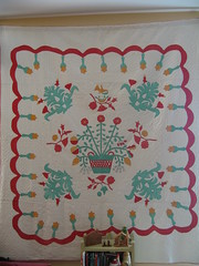 1860's quilt photo by treasureup
