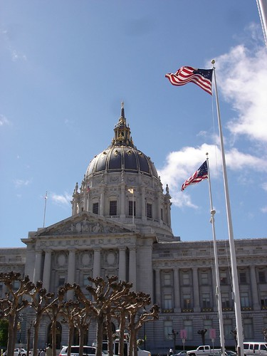 March 27 SF City Hall (by ~summer~)