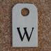 Wooden Tag W