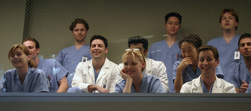 Grey's Anatomy OR view