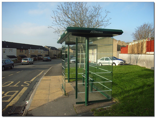 Keswick Cresent Bus Stop