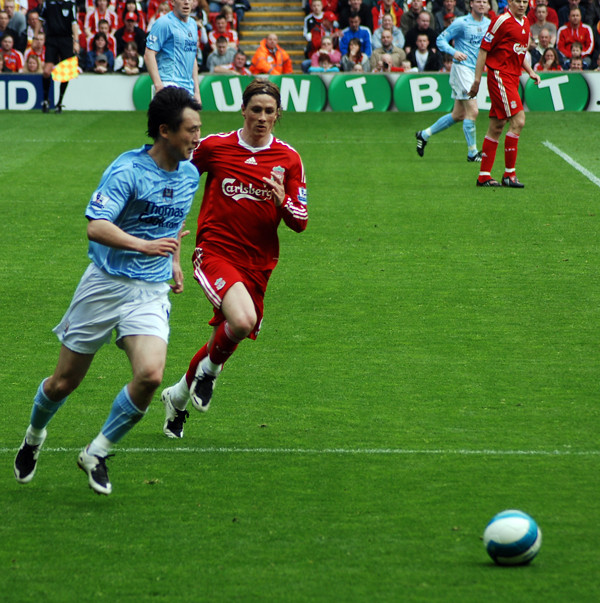 Liverpool vs. Man City | Flickr - Photo Sharing!