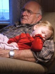 Christmas Nap