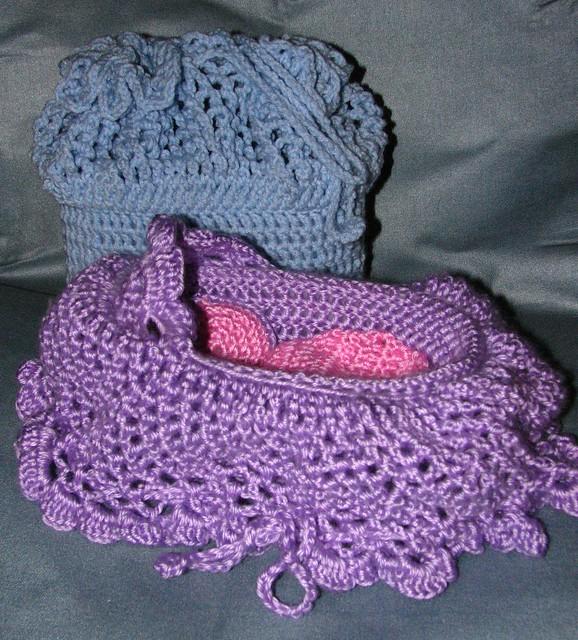 Cradle Crochet Doll Free Pattern Purse Crochet Patterns ...