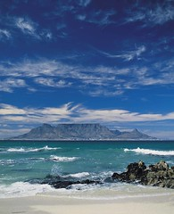 Table Mountain in the Mists - South Africa photo by South African Tourism