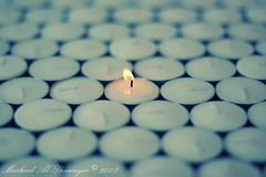 Light One Small Candle photo by Mashael Al-Shuwayer