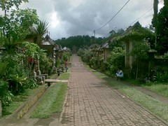 Traditional Village in Bali