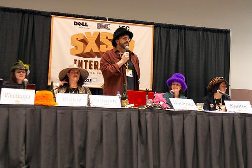 SXSW 2008 Panel: