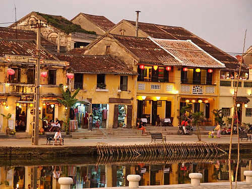 WATERFRONT OF HOIAN