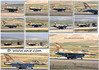 IAF F-16A Netz emergency landing sequence, cable and tail hook  Israel Air Force