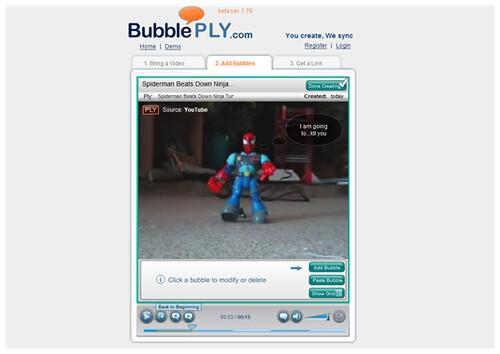 BubblePLY