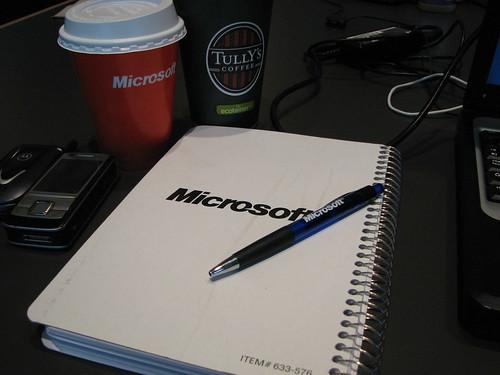 Microsoft Office Merchandise