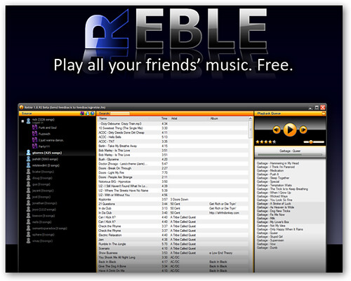 reble music player