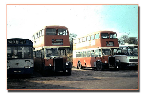 Former Plymouth OCO515 and OCO513