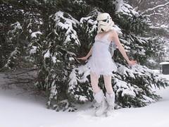 redandjonny: Snow Angel photo by RedandJonny