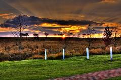 Sunset (HDR) - Kloppenheim Estate photo by hannes.steyn