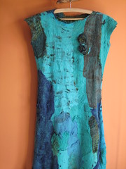 nuno felt dress front photo by lbrounen