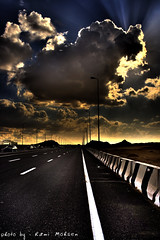 Ring Road II photo by Ramiii