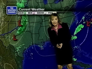 Hillary Andrews Weather Map