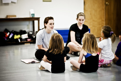 Hannah Dance Class 1