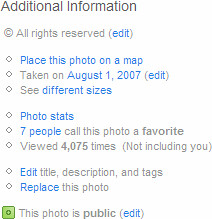 Flickr UI: Additional Information / 2008-01-04 / SML Screenshtos (by See-ming Lee 李思明 SML)