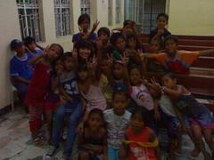 Kids at Rosario, Cavite
