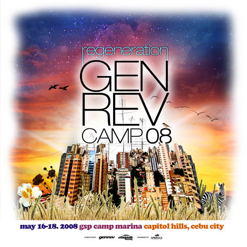 GenRevCamp Tarp
