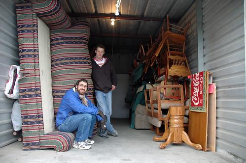 furniture for refugees