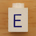 Vintage LEGO Letter E