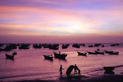 Bình Thuận Sunset photo by J Catlett